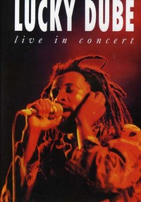 Lucky Dube - Live in concert DVD
