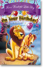 birthdaycardleothelion