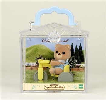 carrycasebearontricycle