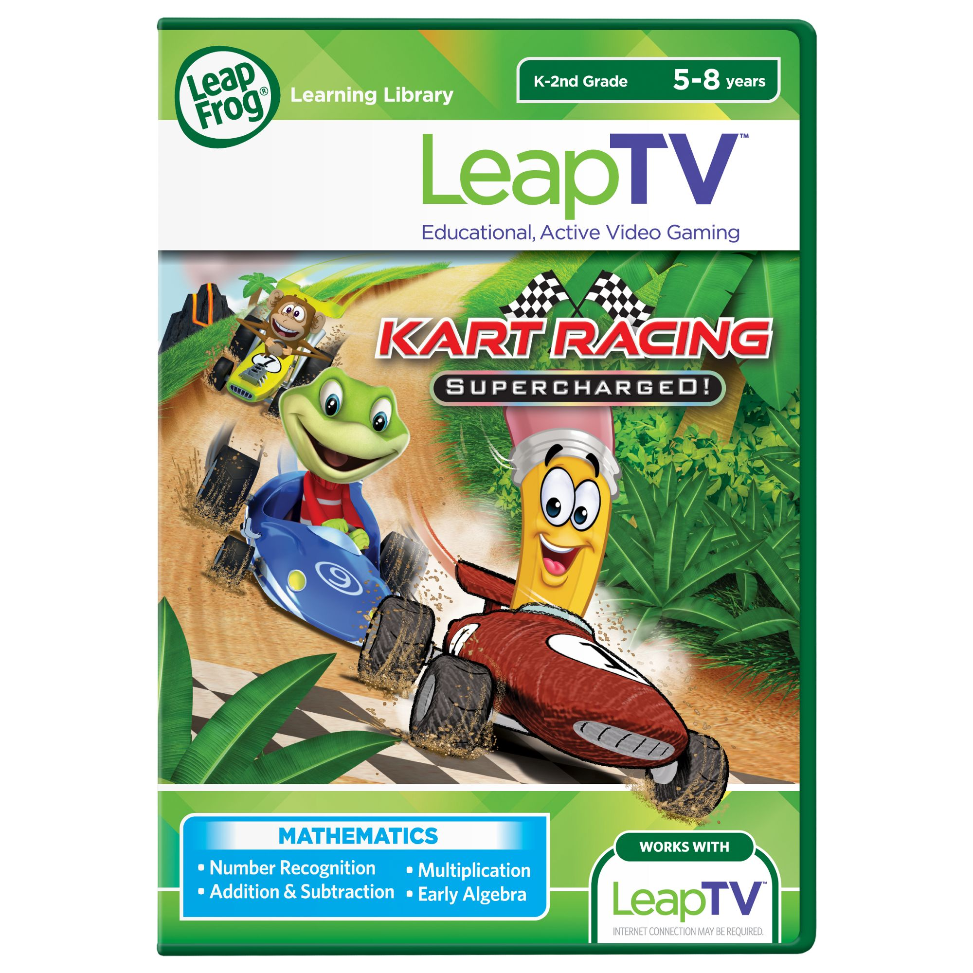 leaptvkartracing