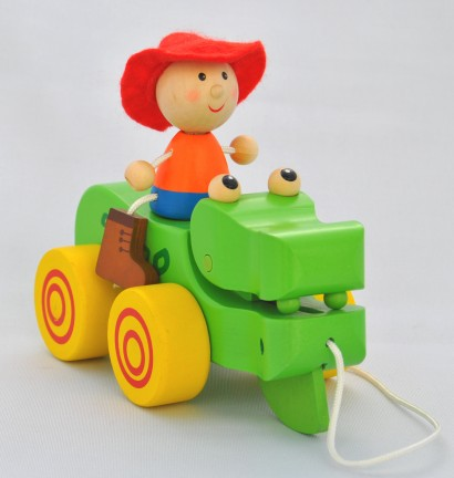 Wooden Toys & Accessories