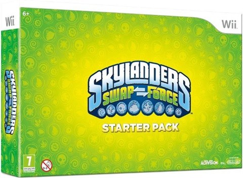skylandersswapforcestarterpackwii
