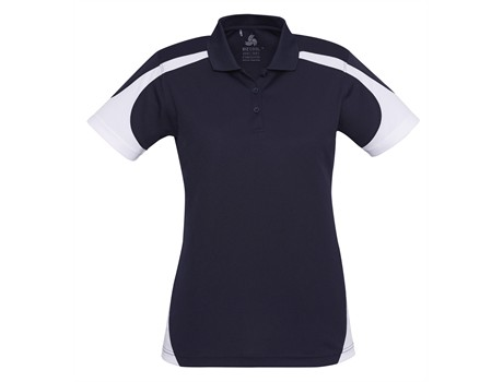 Talon Ladies Golf Shirt – navy