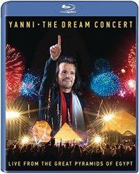 Yanni - The Dream Concertblu ray