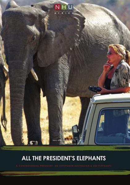 All the presidents elephants