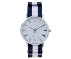 Nylon ladies watch