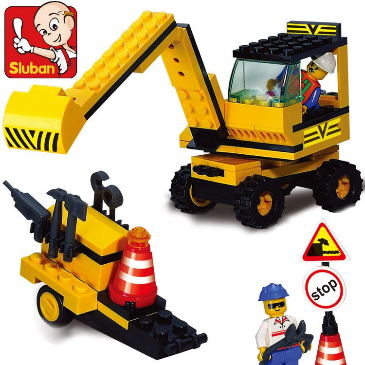 Sluban - Heavy engineering front loader