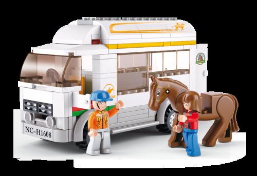 Sluban - Horse car