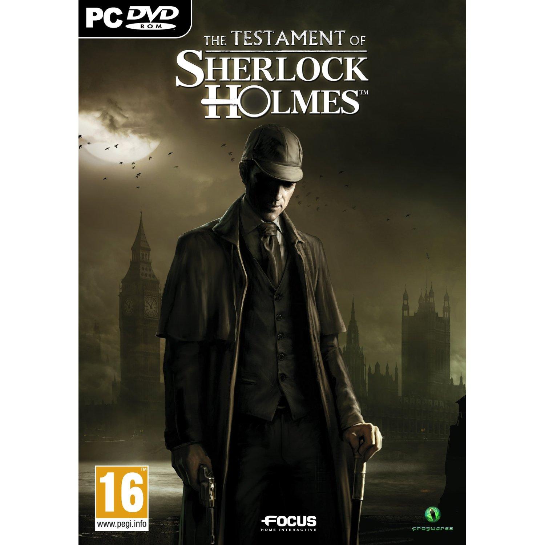 Testament of Sherlock Holmes PC
