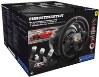 Thrustmaster - T300rs Ferrari Integral Racing Wheel Alcantara Edition (PS4-PS3-PC)