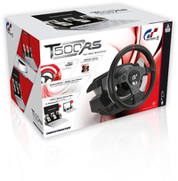 Thrustmaster T500 RS GT6 Steering Wheel (PC-PS3)