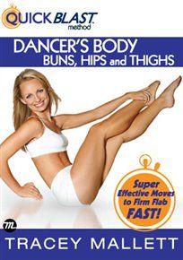 Tracey Mallett - Dancer's Body Buns, Hips & Thighs