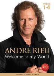 Andre Rieu - Welcome to My World (DVD)