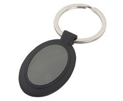 keyring-oval