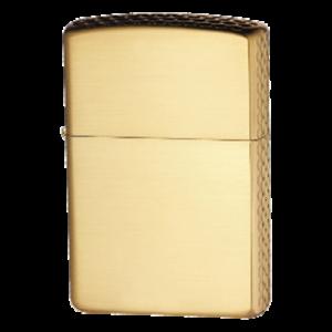 Zorro Lighter - Gold Side Engraving