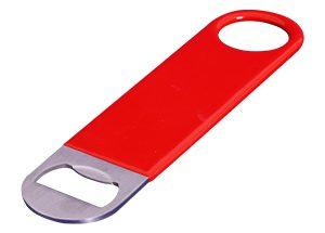 BOSTON BOTTLE OPENER - red