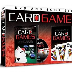 Card Games - DVD and book