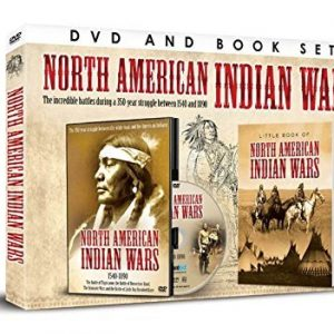 Indian Wars dvd and book