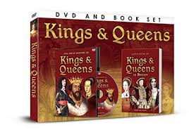 Kings and Queens dvd and book