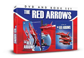 Red Arrows dvd and book