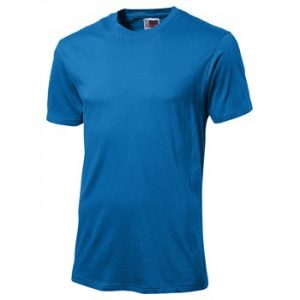 Super Club 135 T-Shirt - sky blue