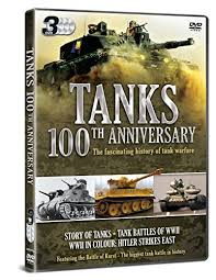 Tanks - 100th anniversary