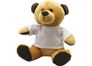 Wilson the teddy bear