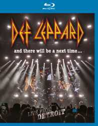 Def Leppard - And there will be blu ray