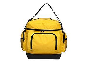 Picnic cooler - yellow