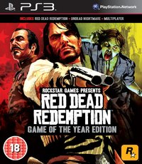 Red Dead Redemption (PS3) GOTY