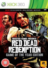 Red Dead Redemption (Xbox 360) GOTY