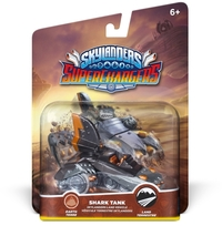 SKYLANDERS SUPERCHARGERS SHARK TANK VEHICLE (EARTH)