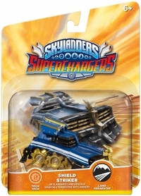 SKYLANDERS SUPERCHARGERS SHIELD STRIKER VEHICLE (TECH)