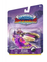 SKYLANDERS SUPERCHARGERS SPLATTER SPLASHER VEHICLE (MAGIC)