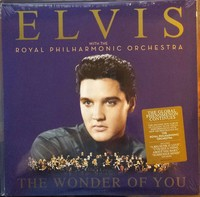 Elvis Presley - the Wonder of you VINYL