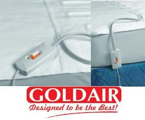Goldair Single Fully Fitted Electric Blanket