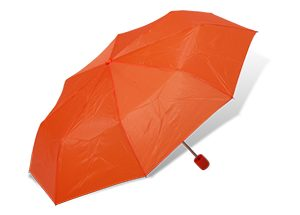 KIRA COMPACT UMBRELLA - orange