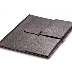 Tribeca A4 Folder - brown
