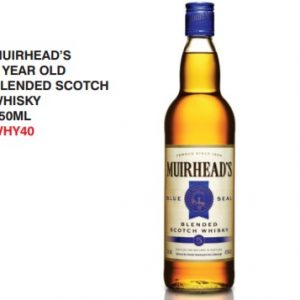 Muirheads 5 year old