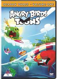 Angry Birds Toons - Season 3 Vol 1 (DVD)