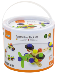 Construction Block Set (48pcs)