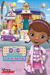 Doc McSTuffins - toy hospital
