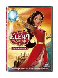 Elena of Avalor Ready to Rule