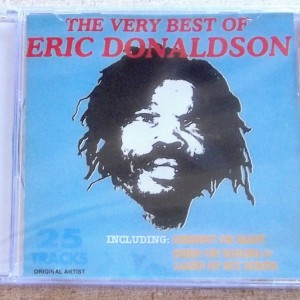 Eric Donaldson - Very best of