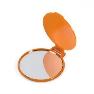 Fashionista Cosmetics Mirror - ORANGE