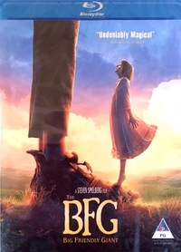 BFG, The bluray