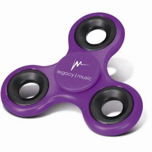 Fidget spinner - purple
