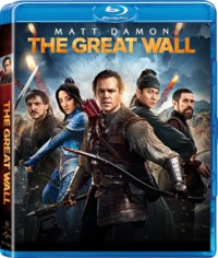Great Wall blu ray