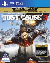 Just Cause 3 Gold PS4
