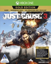 Just Cause 3 Gold Xbox one
